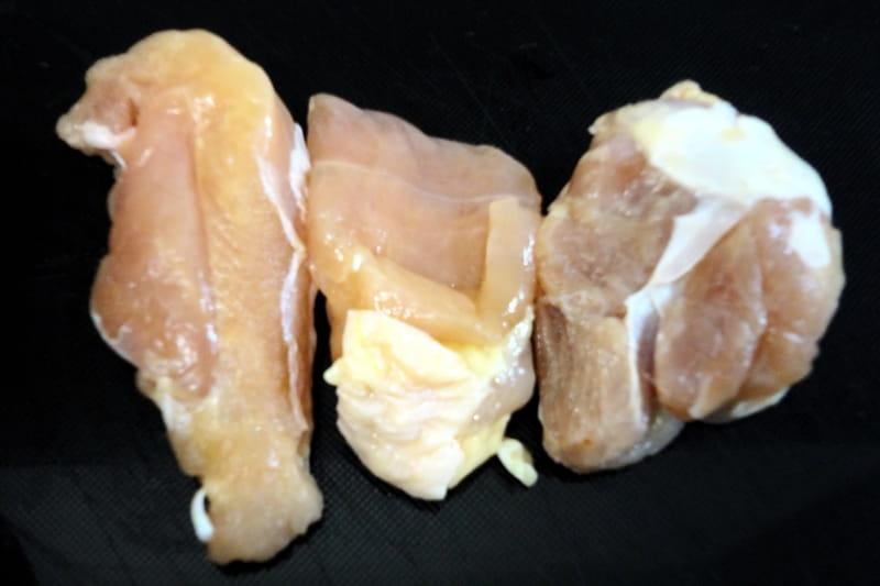 業務スーパーの国内産鶏もも肉